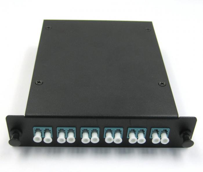 Mpo Fiber Optic Cassette 10g Om3 12lc Product Center