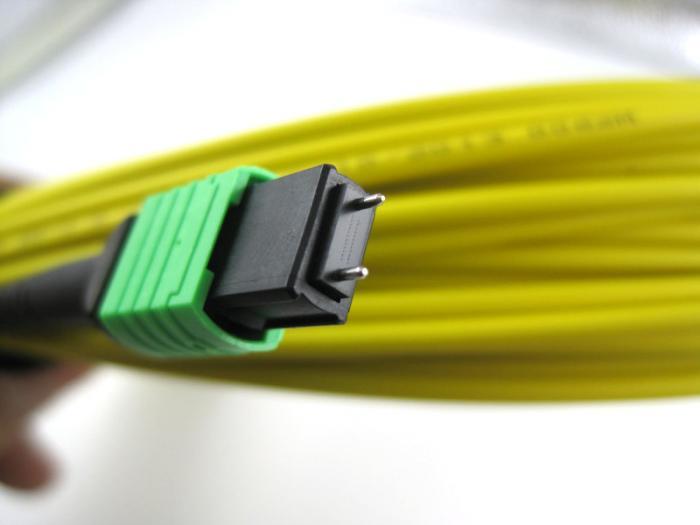 High Density Cable : F high density mpo mtp fiber cable mpofiber sm